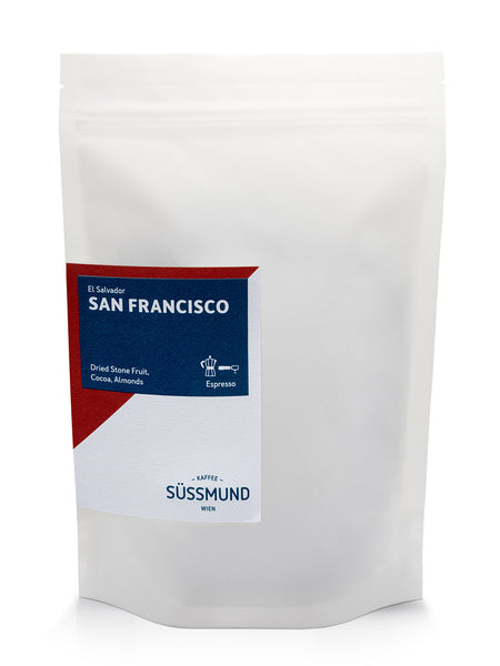 El Salvador - San Francisco Direct Trade / Espresso