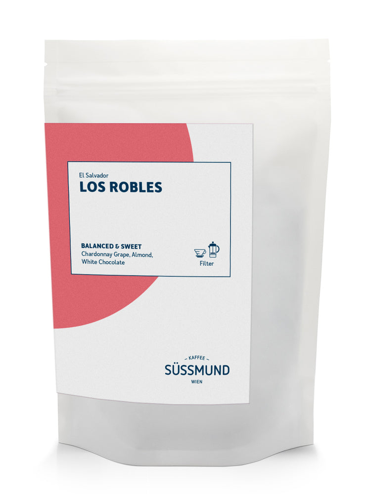 El Salvador - Los Robles Direct Trade / Filterkaffee