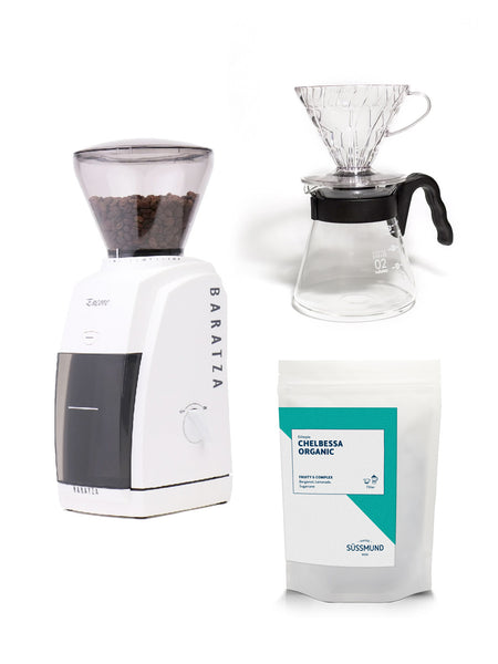 Home Barista Starter Set