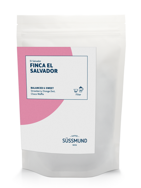 El Salvador - Finca El Salvador / Direct Trade Filterkaffee