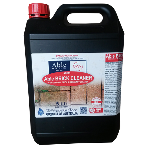 Brick Cleaning Chemicals – Able Westchem