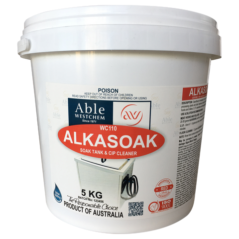 Alkasoak - Caustic Cip Powder