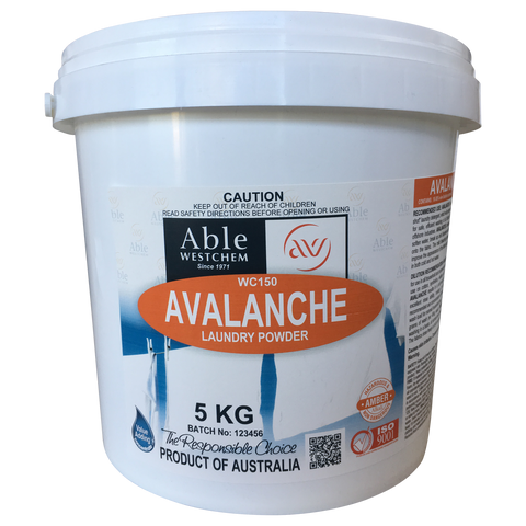 Avalanche - Laundry Powder