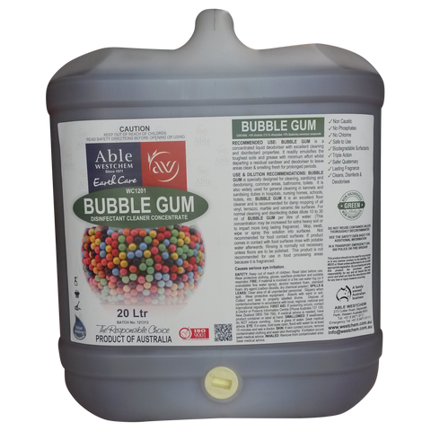 Bubble Gum - Cleaner & Disinfectant