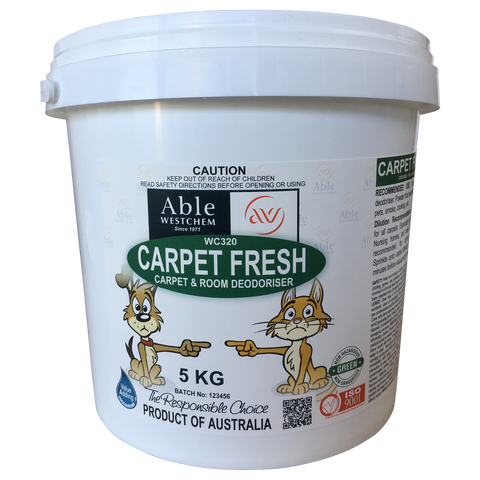 Carpet Fresh - Deodoriser Powder