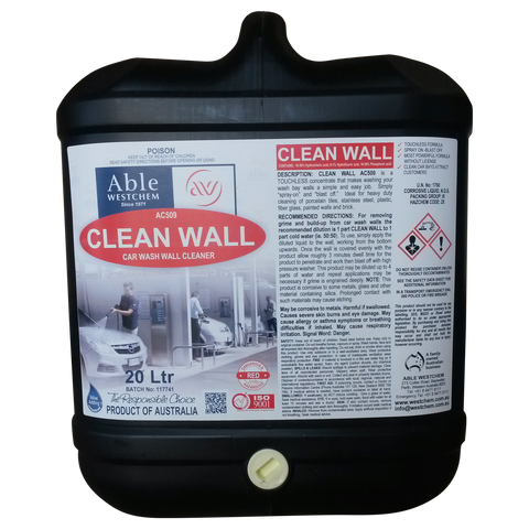 Clean Wall - AC509