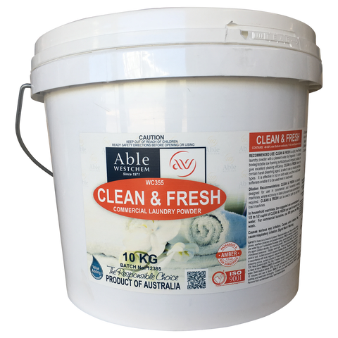 Clean & Fresh - Laundry Powder
