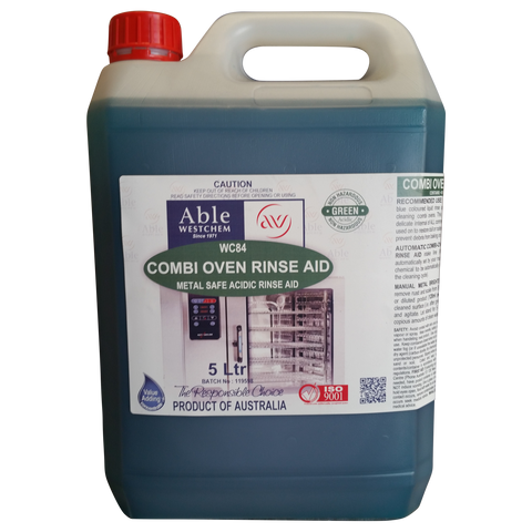 Combi Oven Rinse Aid - Automatic