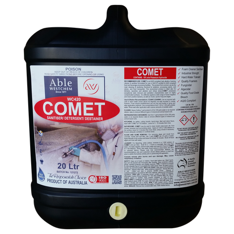 Comet - Foaming Cleaner Sanitizer