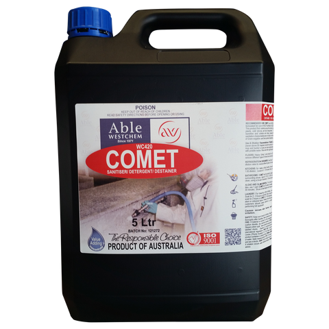 Comet - Foaming Cleaner Sanitiser