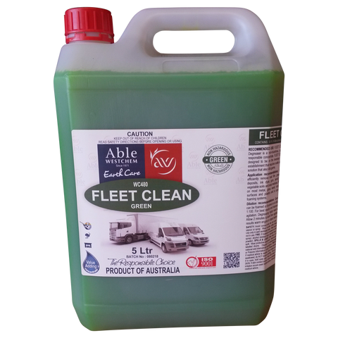 Fleet Clean Green - Degreaser