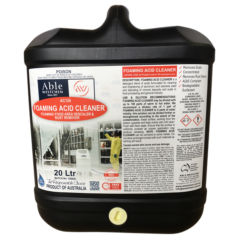 Acids - Bath & Soak Bath Chemicals – Able Westchem