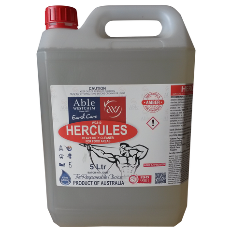 Hercules - HD Food Area Detergent