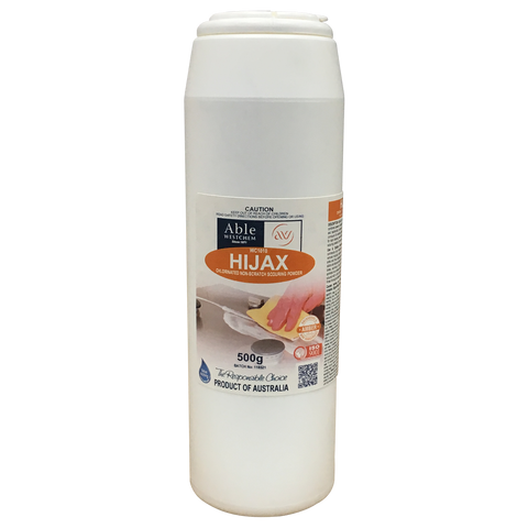 Hijax - Detergent Bleach Powder