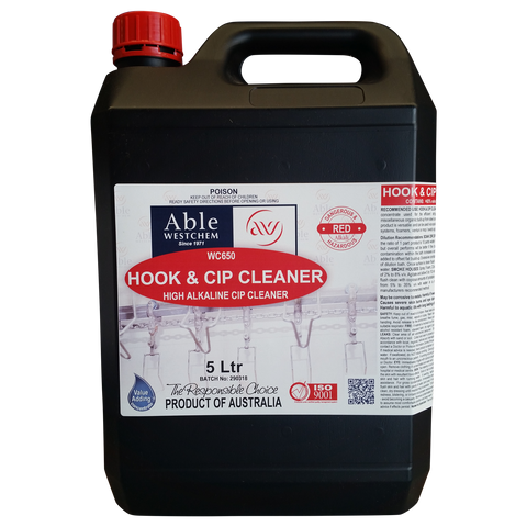 Hook & CIP Cleaner