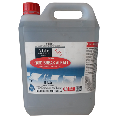 Liquid Break Alkali