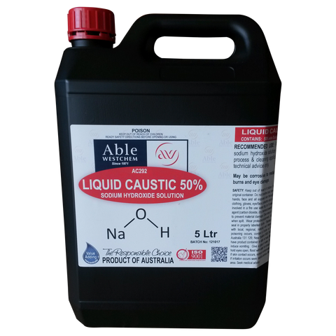 Liquid Caustic 50%