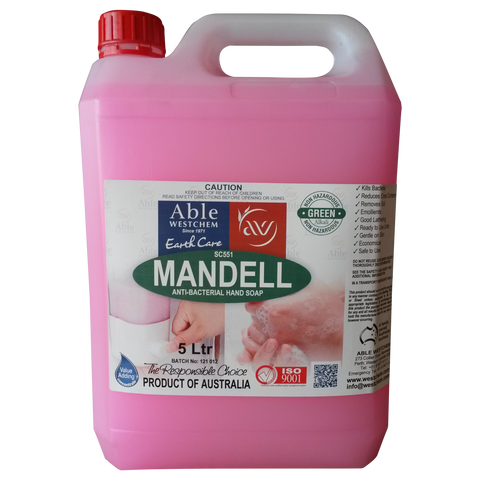 Mandell Anti-Bac Hand Soap