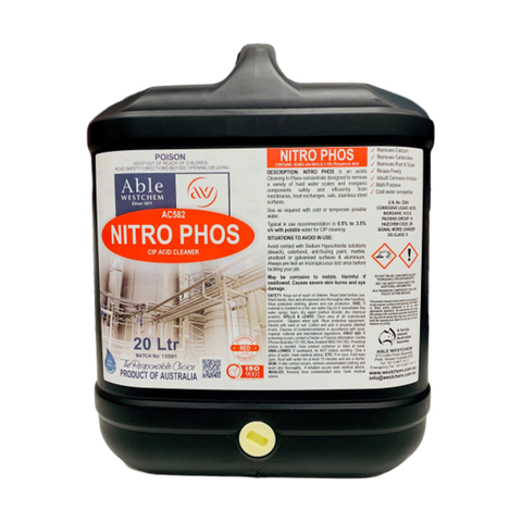 Nitro Phos - CIP Acid Cleaner