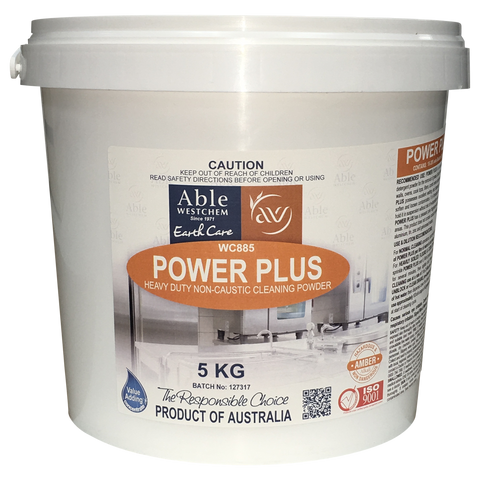 Power Plus Powder - Detergent