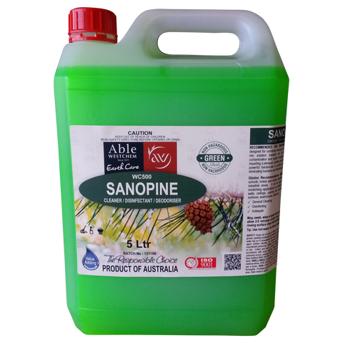 Sanopine - Cleaner Disinfectant