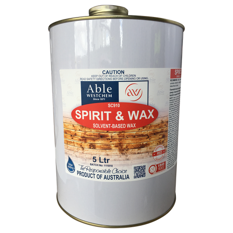 Spirit & Wax Liquid