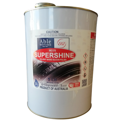Super Shine  - Tyre & Internal Shine