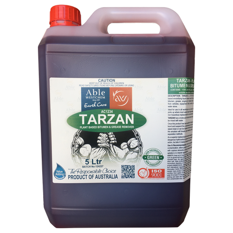 Tarzan - Plant Based Bitumen & Grease Remover