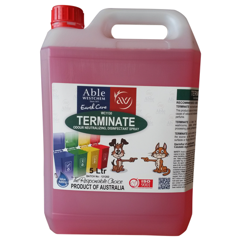 Terminate - Reodorant Disinfectant