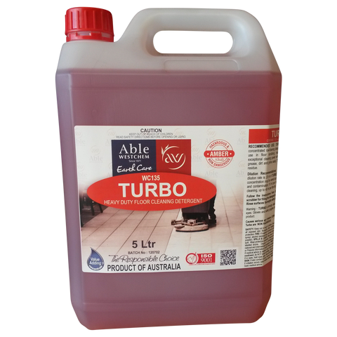 Turbo - Floor Scrubbing Machine Detergent