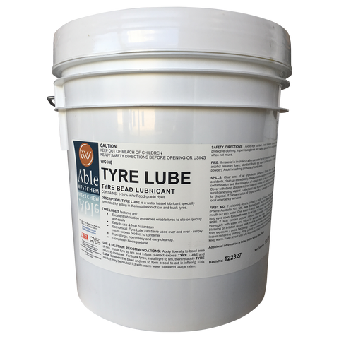 Tyre Lube - Mounting Concentrate