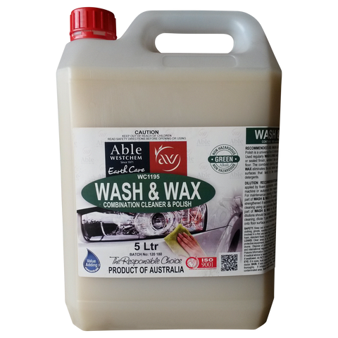 Wash & Wax - Carwash & Shine