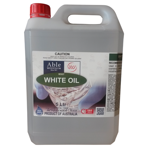 White Oil - Food Grade Lubricant