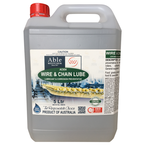 Wire & Chain Lube