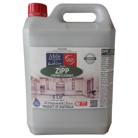 Zipp - Cream Cleaner