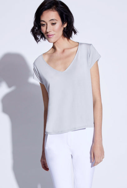Laurel V-Neck Tee