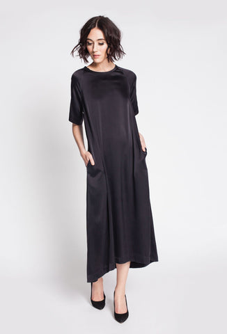 Harper Silk Dress
