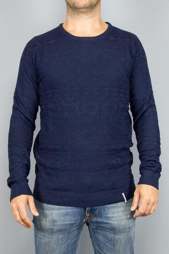 ANERKJENDT ANERKJENDT AKRICO SAPPHIRE Way Side Shop KNIT MAN