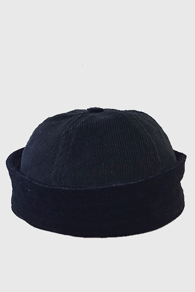 BĒTON CIRĒ MUSSAILLON BASIC VELVET BLACK Way Side Shop CAP