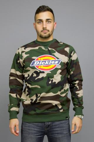 DICKIES, HARRISON CAMOUFLAGE, SWEATSHIRT, Way Side Shop