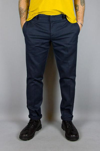 DICKIES Dickies Slim Fit Wok Pant Dark Navy Way Side Shop PANTS & JEANS MAN