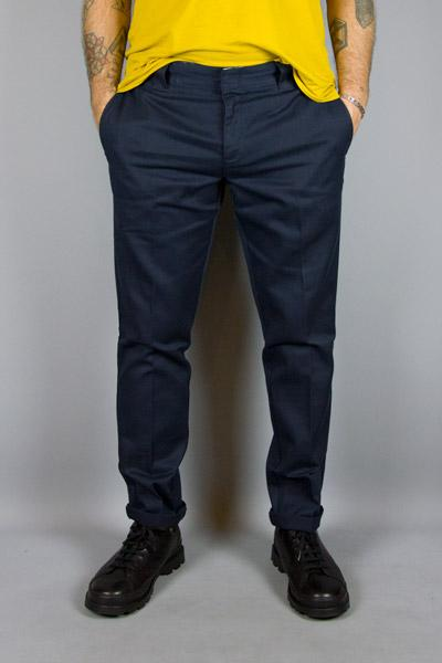 DICKIES, Dickies Slim Fit Wok Pant Dark Navy, PANTS & JEANS MAN, Way Side Shop