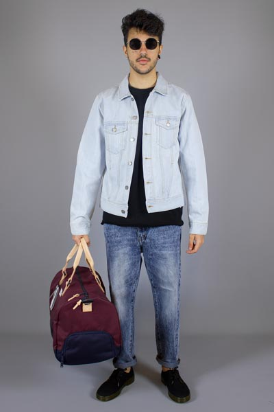 DR DENIM, DWIGHT JACKET SUPERLIGHT, JACKET MAN, Way Side Shop