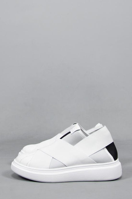 FESSURA, FESSURA EDGE X WHITE, SHOES MAN, Way Side Shop