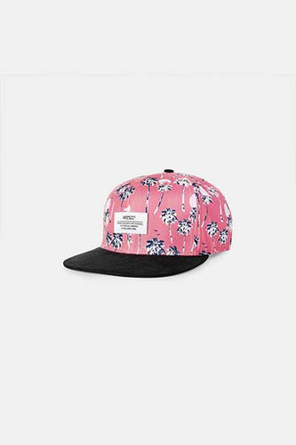 WESC HAWAII STRAPBACK SUNKIST CORAL Way Side Shop CAP