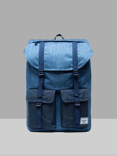 HERSCHEL HERSCHEL BUCKINGHAM FADED/DENIM Way Side Shop BACKPACK