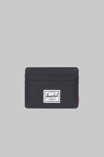 HERSCHEL HERSCHEL CHARLIE RFID BLACK Way Side Shop WALLET