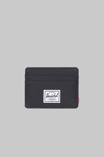 HERSCHEL, Herschel Charlie Black, WALLET, Way Side Shop