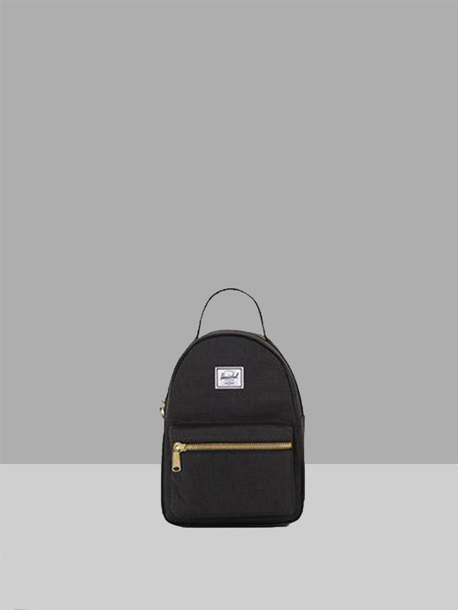 HERSCHEL, Herschel Nova Mini Black, BACKPACK, Way Side Shop