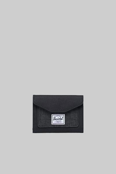 HERSCHEL, Herschel Orion Black Black Cross, WALLET, Way Side Shop